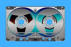 Vintage Compact Audio Cassette MAX