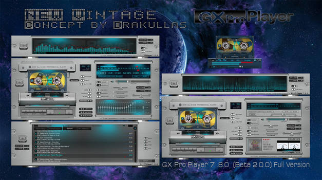 GX Pro Player 7.8.0 (Beta 2.2.0) Full Version