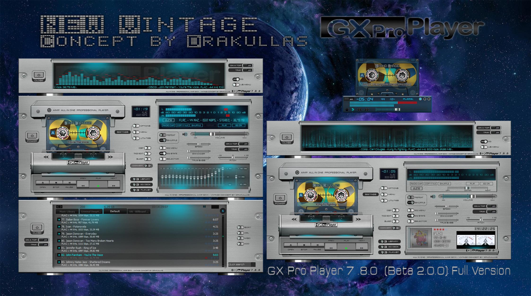 GX Pro Player 7 8 0 Beta 2 2 0 Full Version by drakullas on DeviantArt