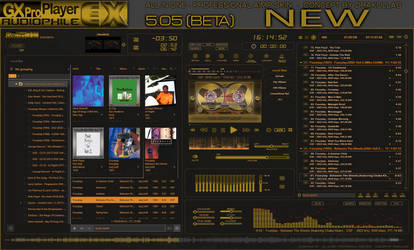 GXproPlayer AUDIOPHILE-EX 5.05 (BETA)
