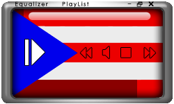 PR Windows Media Player Skin by mewt2o