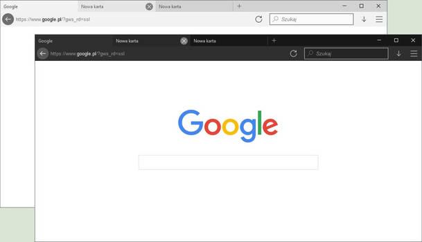 v.4.0 UPDATE: Firefox App v.4 LIGHT and DARK