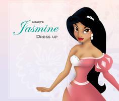 Jasmine . Dress up