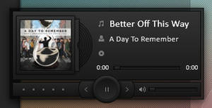 Spotify - Rainmeter Album Art