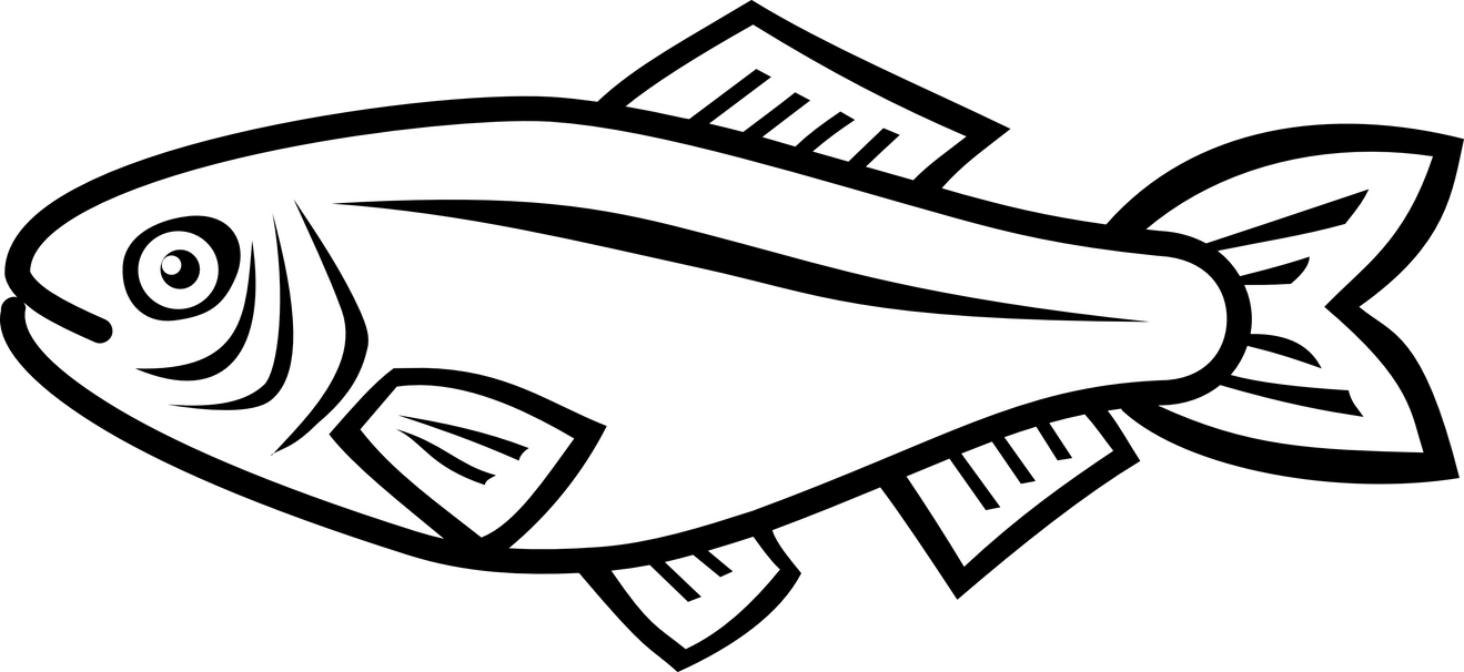 simple fish vector by nico e on deviantart rh nico e deviantart com fish vector art free download fish vector art free