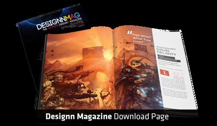 Designn Magazine Special Edition by UJz