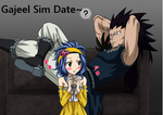 Fairy Tail Sim Date - Gajeel