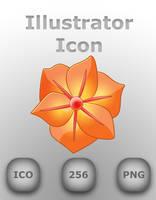 Illustrator Icon by GreasyBacon