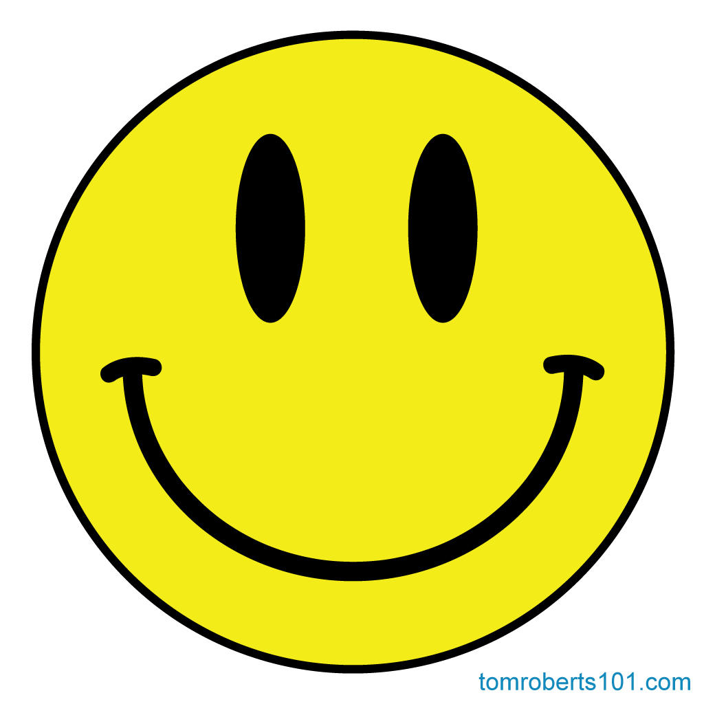 Acid Smiley (Vector) by tomroberts101 on DeviantArt