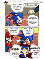 Sonic's Life as a Star-Brawl by mayshing