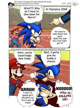 Sonic's Life as a Star-Brawl