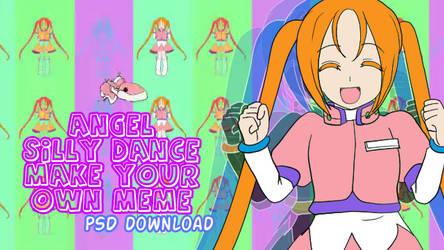 Angel-dance-meme by mayshing
