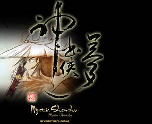 Shenshu animatic (flash) by mayshing