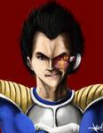 Prince Vegeta by gaaraxel-13