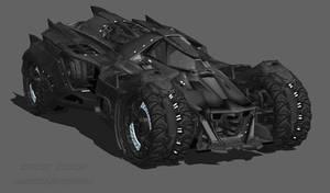 Batmobile MK1
