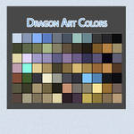 Dragon Art Color