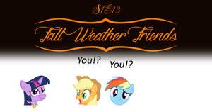 S1E13, Fall Weather Friends -- Deleted Scene