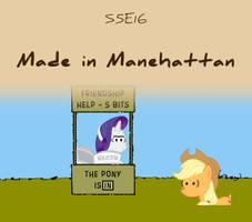 S5E16, Made in Manehatten -- Deleted Scene by TheeLinker