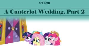 S2E26, Canterlot Wedding, Part 2 - Deleted Scene by TheeLinker