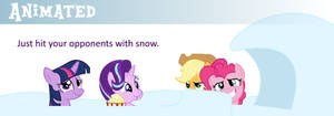 The Last Snowball Fight by TheeLinker