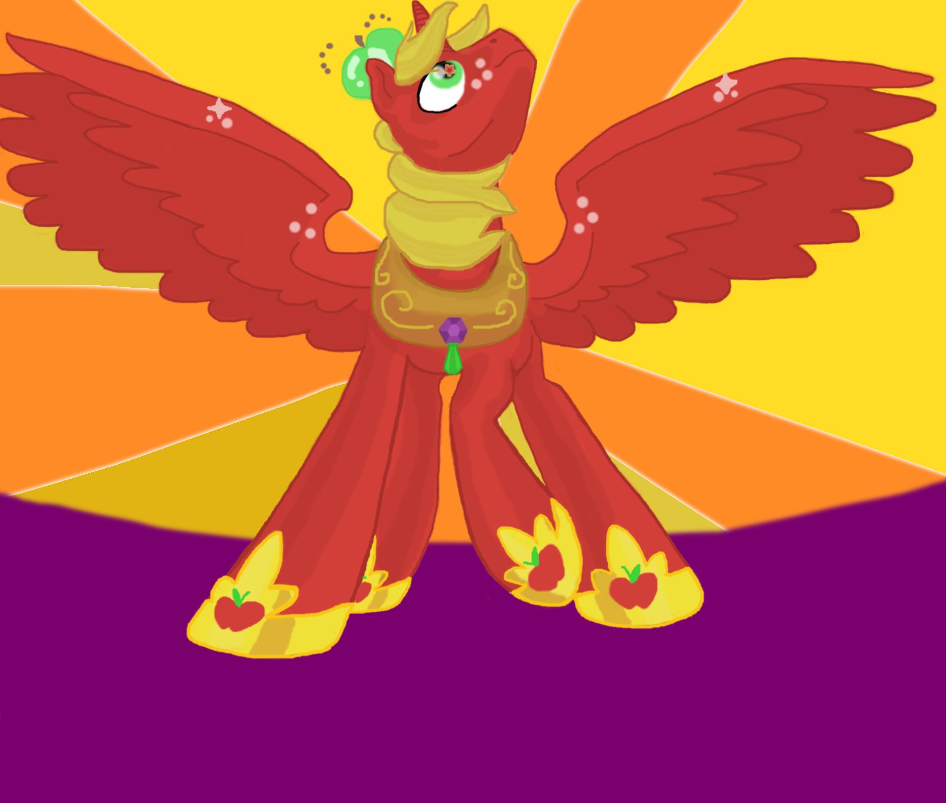 Princess Big Mac By Legend Princess Big Macintosh