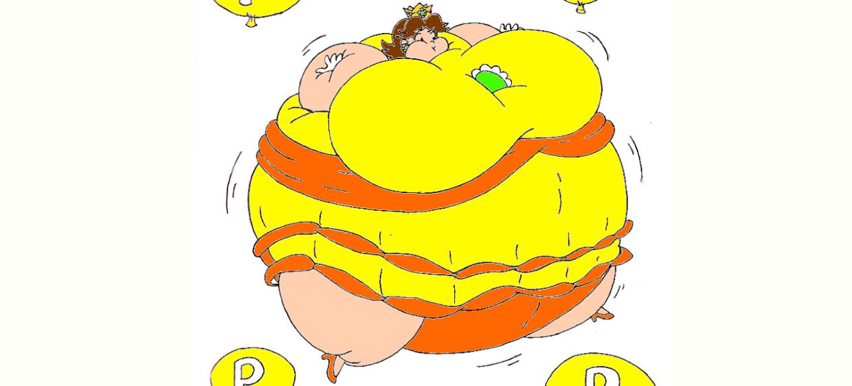 P Balloon: Princess Daisy P Balloon By Yoloswagyyeahbois By