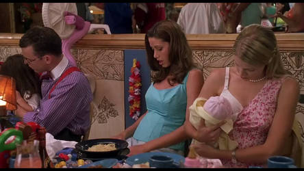 Shannon Elizabeth Gets Pregnant by belliesrlovely