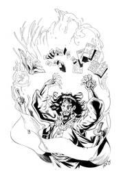 Nerd Wizard by joltinjohnnylucas