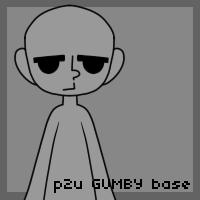 [P2U BASE] Gumby by Slug-Change