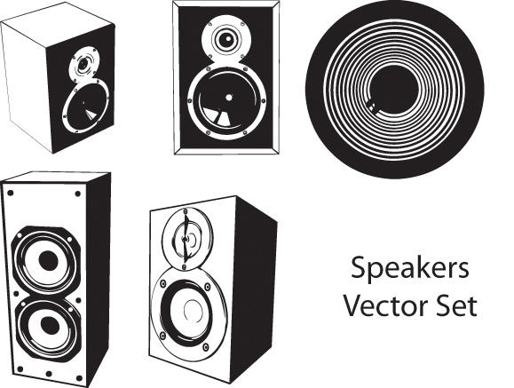 Speakers by Thegoldenmane