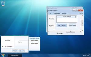 Windows 7 by kspudw