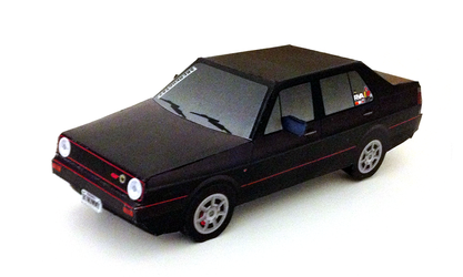 Volkswagen Jetta GLi Mk2 by kspudw