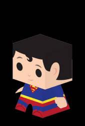 Superman Cubby by kspudw