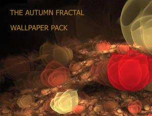 Autumn Fractal Wallaper Pack