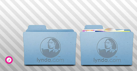 Lynda.com Folder Icon v.1_icns