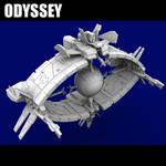Project Odysseus 3D model download