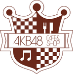AKB48 Cafe Logo Vector