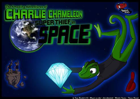 Charlie Chameleon Poster