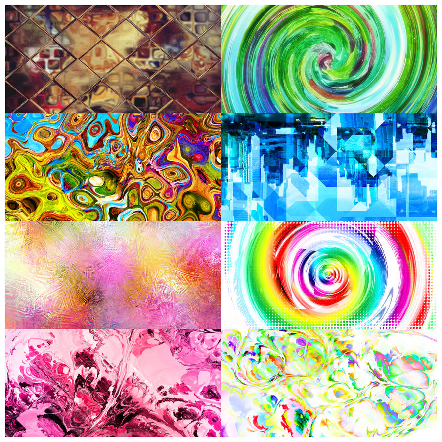 Abstract Wallpaper Pack by Kiwii3364
