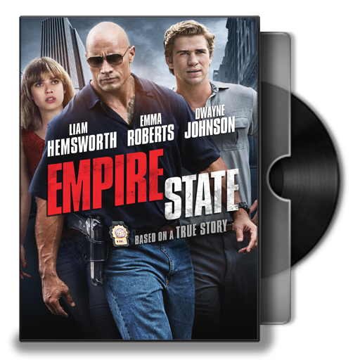 Empire State Movie Folder Icon by enfieldkay