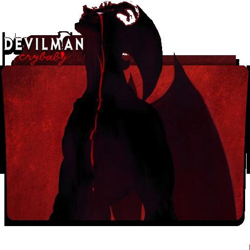 Devilman Crybaby Folder Icon By P0Br3 On DeviantArt