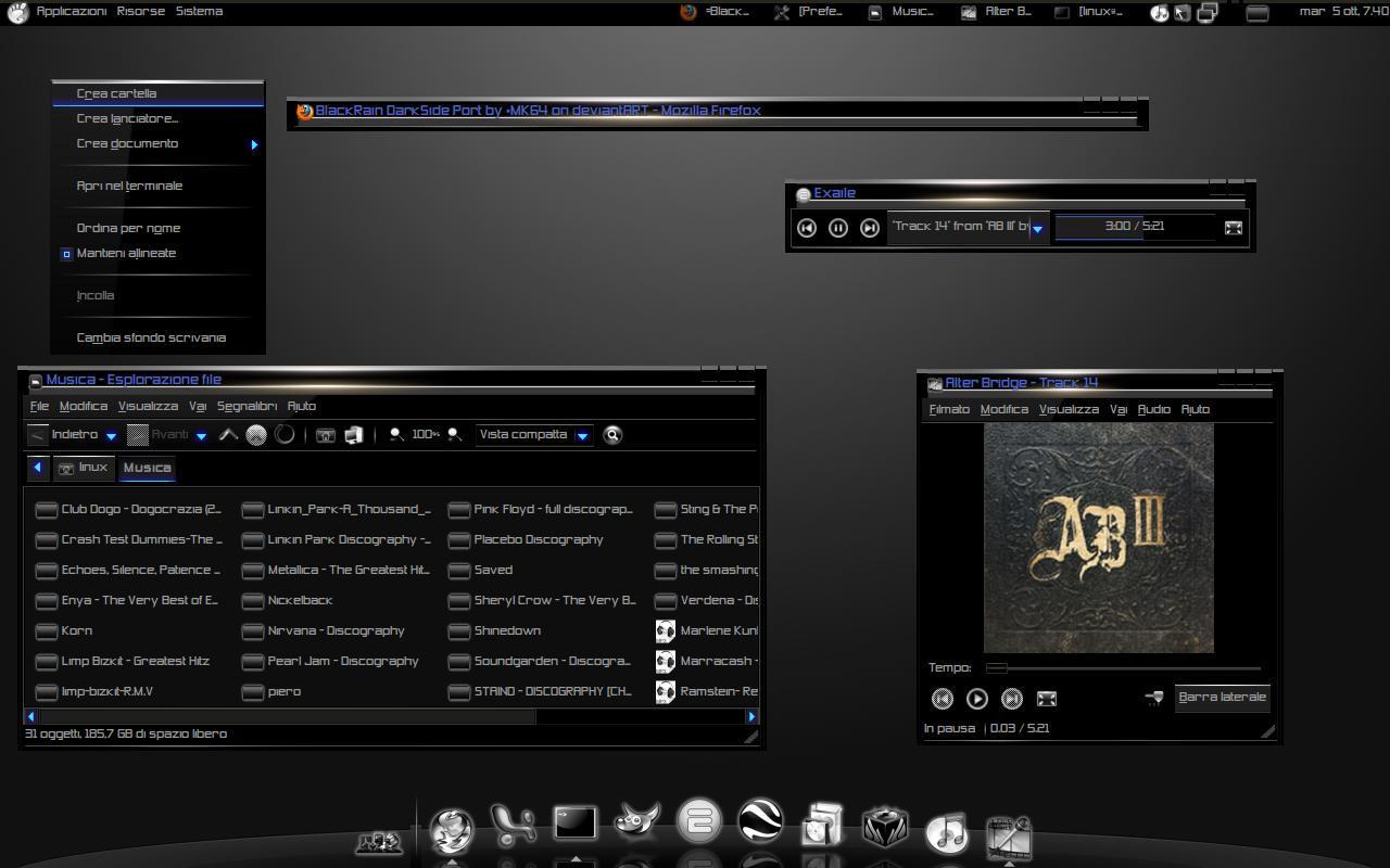 BlackRain    DarkSide Port by MK64