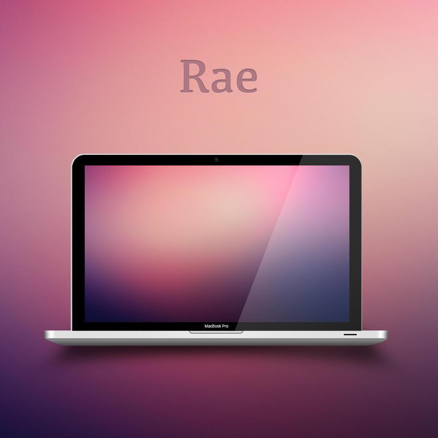 Rae by nubeek
