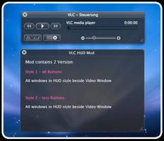 VLC HUD by cYPoHirogen