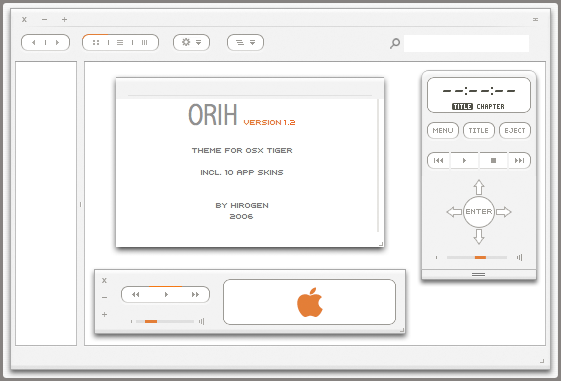 ORIH by cYPoHirogen