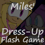 Miles' Dress-Up Game