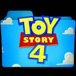Toy Story 4 (2018) Folder Icon