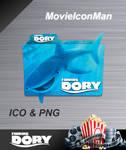 Finding Dory (2016) Folder Icon