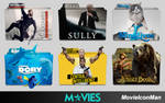 Random Movies Folder Icon Pack #4