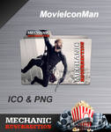 Mechanic: Resurrection (2016) Folder Icon